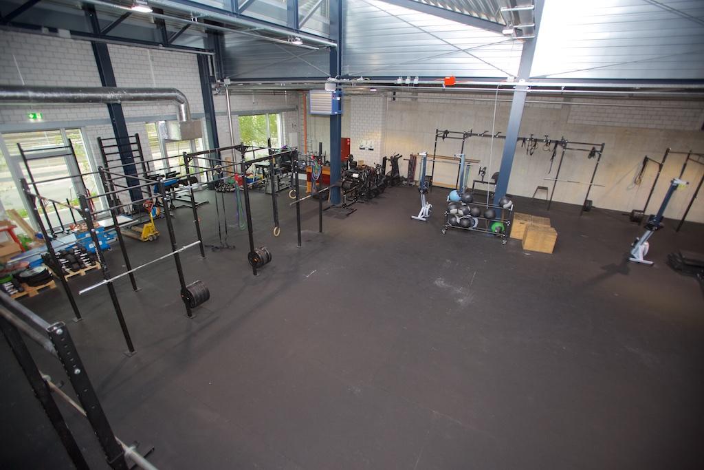 Revêtements De Sol Pour Terrain De Sport Centre De Fitnesscenter